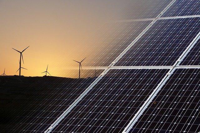 Iedereen moet tegenwoordig kiezen voor groene energie
